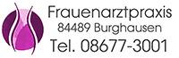 Frauenarzt Burghausen – Dr. Sophie Brix – Frauenarztpraxis Logo
